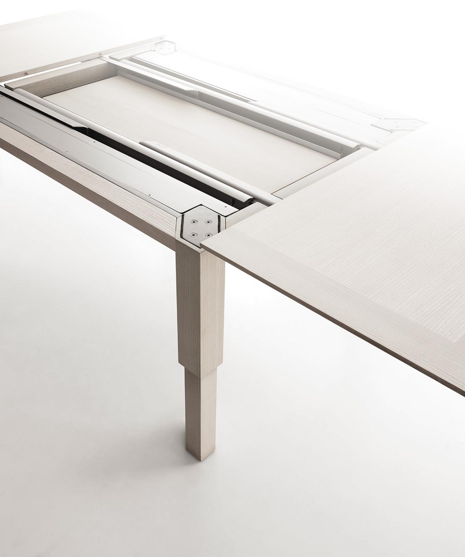 Sistema Per Tavolo Allungabile.Tavolo Allungabile Levante Home Prodotti Bauline It